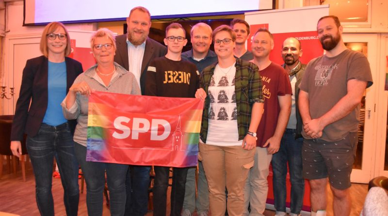 SPD Oldenburg wird bunter