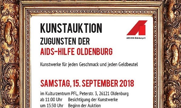 Benefizauktion am 15.09.