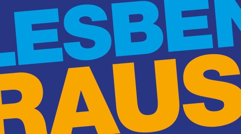 Lesben Raus! Buchvorstellung am 6. Dezember