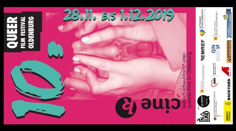 10. Queer Film Festival Oldenburg