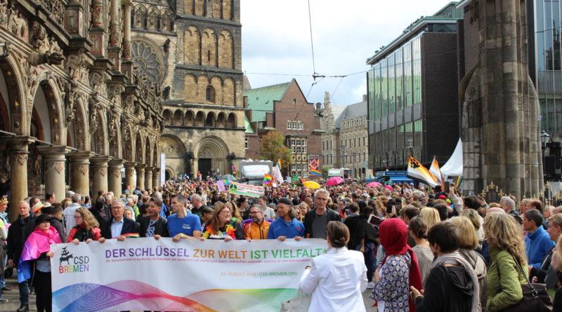 Die Hansestadt im Zeichen des Regenbogens | 31.08.