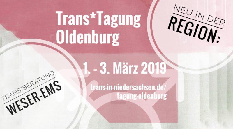 Neu in der Region: Trans*Beratung Weser-Ems